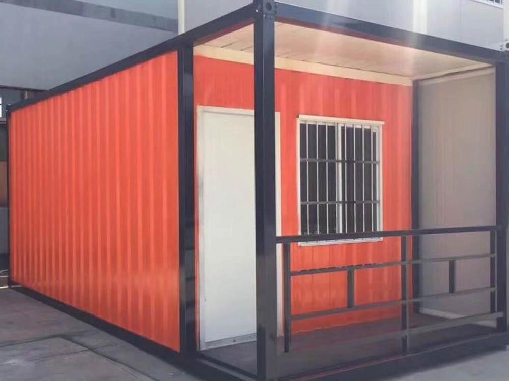 波纹箱-带走廊