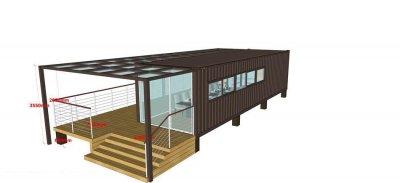 40尺货柜餐厅创意设计